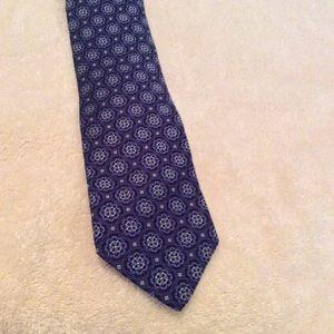 Robert Talbot Silk Necktie